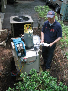 Precision HVAC Heating Tune up and Maintenance