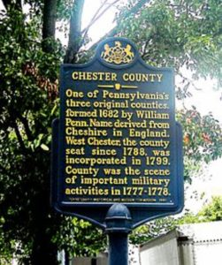 Chester County PA